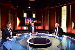 Minister Avc�, live guest of TRT News