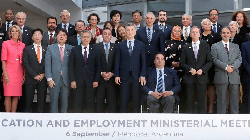 Bakan Yardımcısı Denemeç, Arjantin´de G20 Eğitim Bakanları Toplantısı´na katıldı